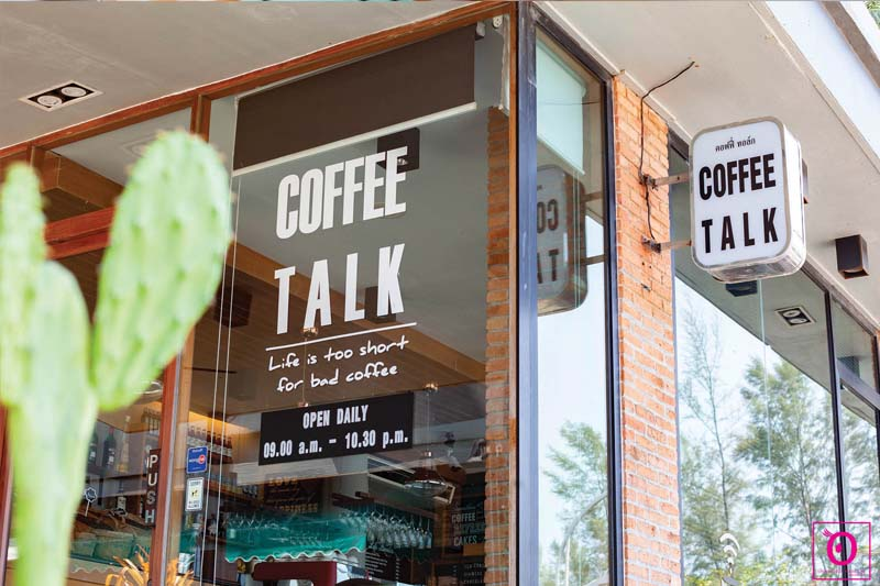 Coffee Talk Phuket